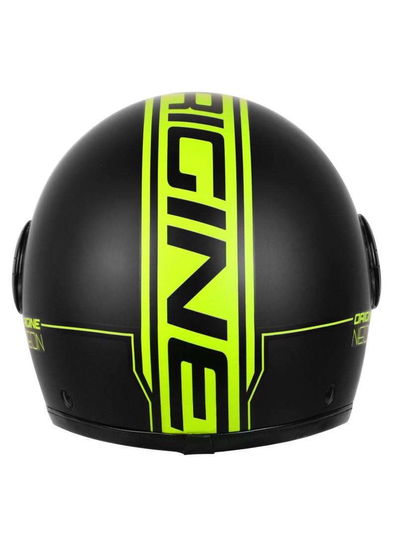 Casco Origine Vega Clasico Negro   Venta de motos, bicis y